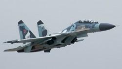 Многофункциональный истребитель Су-35