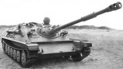 Самоходная артиллерийская установка СУ-85 «Объект 573»