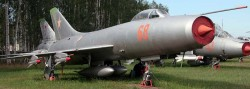 Истребитель-перехватчик Су-9