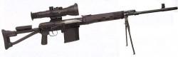 Снайперская винтовка СВДК
