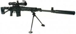Снайперская винтовка СВДМ, СВДСМ