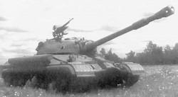 Тяжелый танк Т-10А «Объект 731»