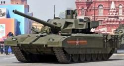 Основной боевой танк Т-14 «Армата» (Россия)