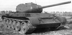 Опытный танк Т-44