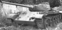Опытный танк Т-44МС