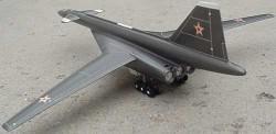 Проект бомбардировщика Т-4М (