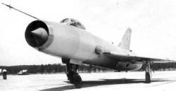 Опытный истребитель-перехватчик Т-5