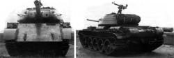 Опытный танк Т-54 обр. 1946 г. (третий опытный образец)
