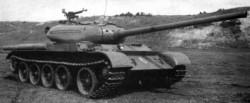 Опытный танк Т-54 (головной образец)