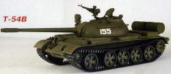 Средний танк Т-54Б
