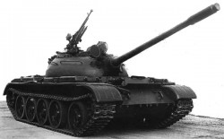 Командирский танк Т-54БК