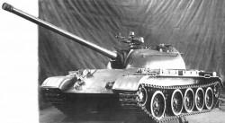 Командирский танк Т-54К
