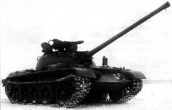 Средний танк Т-54М  («Объект 137М»)