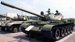 Командирский танк Т-55К