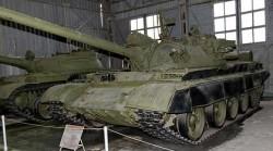 Танк Т-55АД
