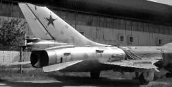 Опытный штурмовик Т-58ВД / Су-15ВД