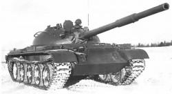 Командирский танк Т-62К