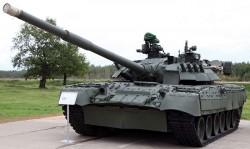 Основной танк Т-80УЕ-1 («Объект 219АС-1»)