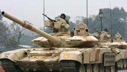 Танк Т-90С (модификация для Индии)