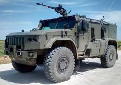 Боевая машина «Тайфун-ПВО»