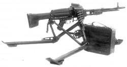 Опытный пулемёт Никитина ТКБ-015