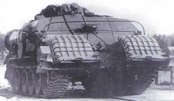 Опытный турбореактивный минный тральщик ТМТ «Объект 604»