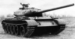 Огнемётный танк ТО-54