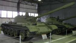 Огнемётный танк ТО-55 / объект 482
