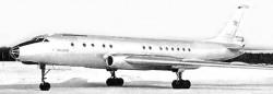 Опытный военно-транспортный самолёт Ту-107