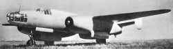 Опытный бомбардировщик Ту-12