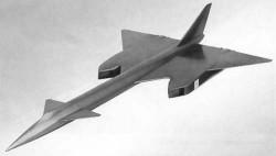 Проект бомбардировщика «125» (Ту-125)