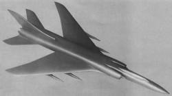 Проект перехватчика «138» (Ту-138)
