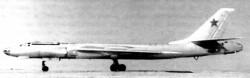 Стратегический бомбардировщик Ту-16А