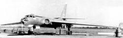 Проект бомбардировщика Ту-16Б