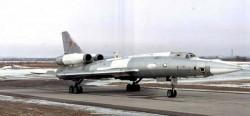 Разведчик-бомбардировщик ТУ-22Р