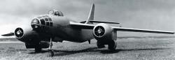 Опытный бомбардировщик Ту-82