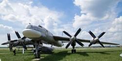 Тяжелый бомбардировщик Ту-95К-22