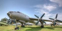 Опытный дальний бомбардировщик Ту-95Н (Ту-95РС)