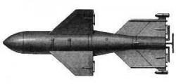 Управляемая авиабомба УБ-2000Ф Чайка / УБ-2Ф
