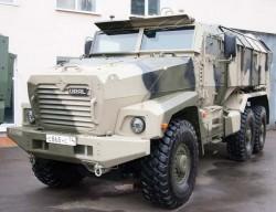 Урал-63095 и Урал-63099 «Тайфун»