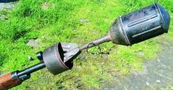 Винтовочная противотанковая граната ВПГС-41