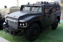 Бронеавтомобиль СБМ ВПК-233136 «Тигр» в комплектации «Рейд»