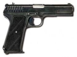 7,62-мм пистолет ТТ конструкции Р.Г.Севрюгина, опытный образец начала 1950-х г