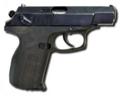 9-мм пистолет МР-448 «Скиф» конструкции Богданова, опытный образец 1999 г