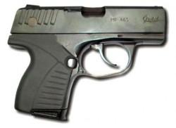 9-мм пистолет МР-443 «Барс» конструкции Д.А.Богданова, опытный образец 2005 г