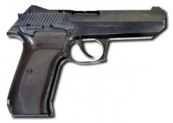 Пистолет «Грач-1» конструкции А.И.Зарочинцева, опытный образец 1992 г