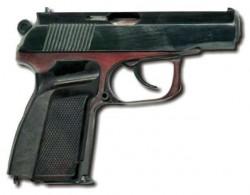 9-мм пистолет «Грач-3» конструкции Б.М.Плецкого и Р.Г.Шигапова
