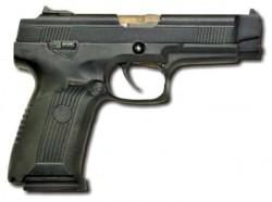 Пистолет ПЯ конструкции В.А.Ярыгина, опытный образец под патрон 9x21