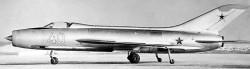 Опытный истребитель Як-140