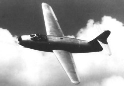 Опытный истребитель Як-19